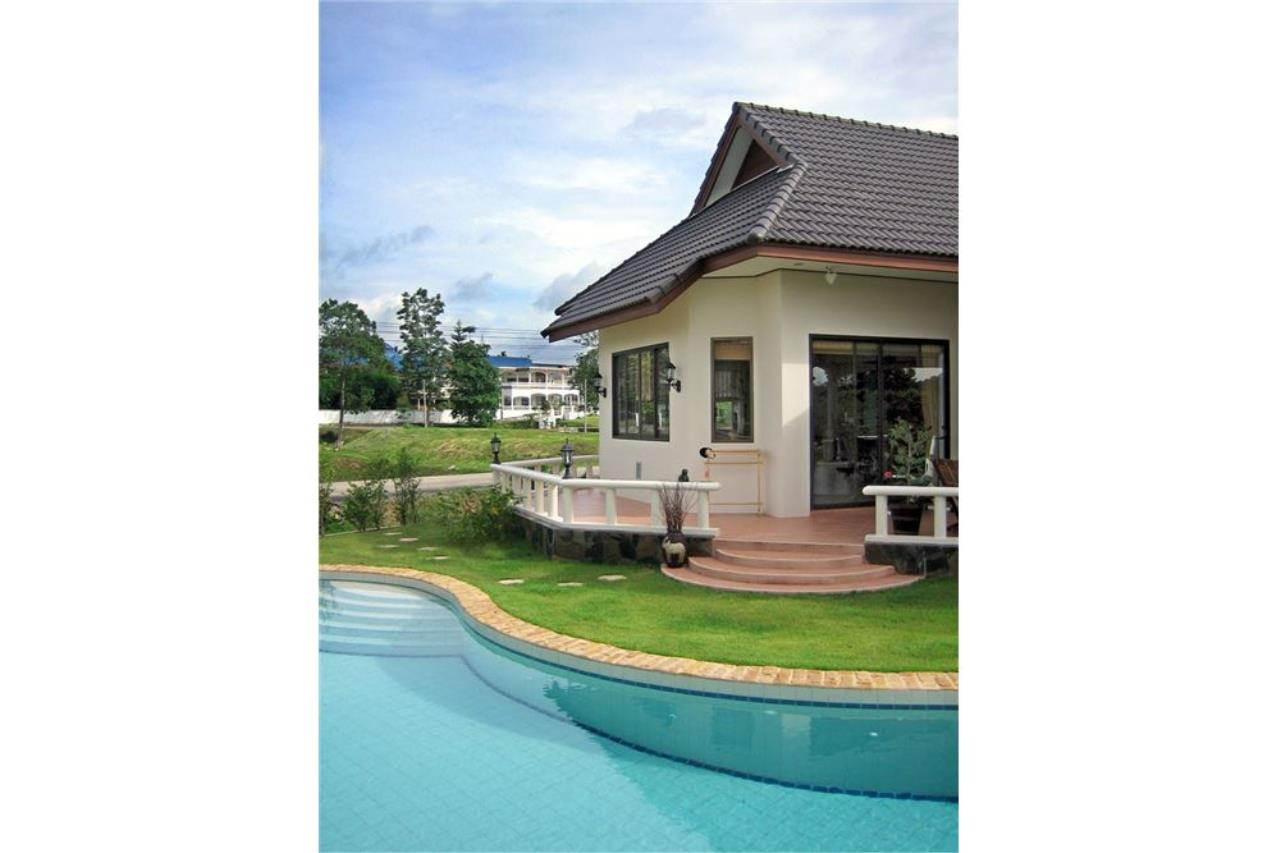 "RE/MAX Executive Homes Agency's ""Baan Maekok"" 12,85 M in Baan Melanie plot G-7 29"