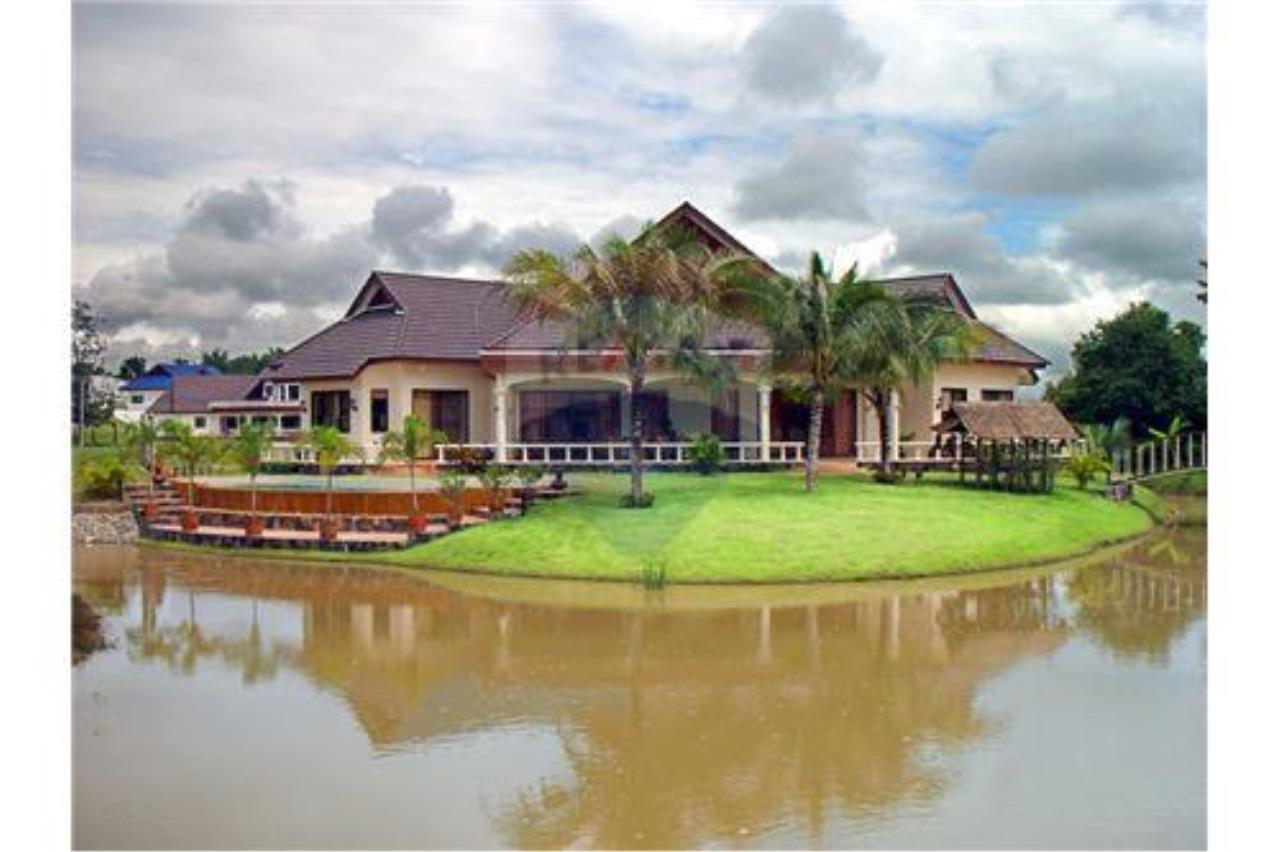 "RE/MAX Executive Homes Agency's ""Baan Maekok"" 12,85 M in Baan Melanie plot G-7 55"