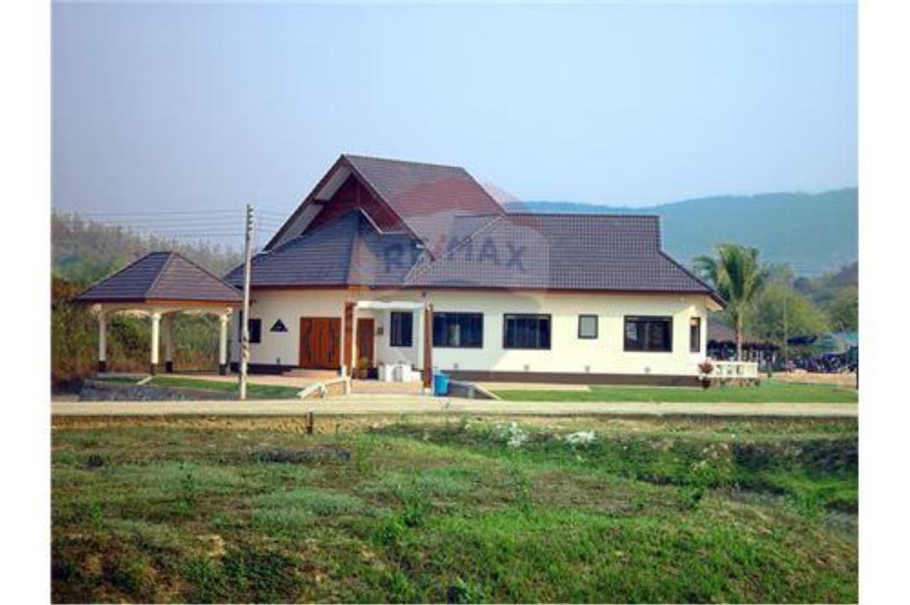 "RE/MAX Executive Homes Agency's ""Baan Maekok"" 12,85 M in Baan Melanie plot G-7 11"