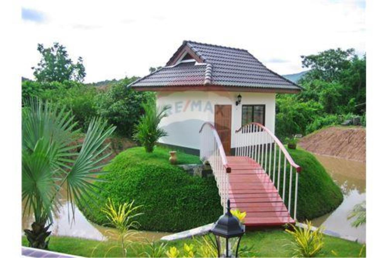 "RE/MAX Executive Homes Agency's ""Baan Maekok"" 12,85 M in Baan Melanie plot G-7 25"