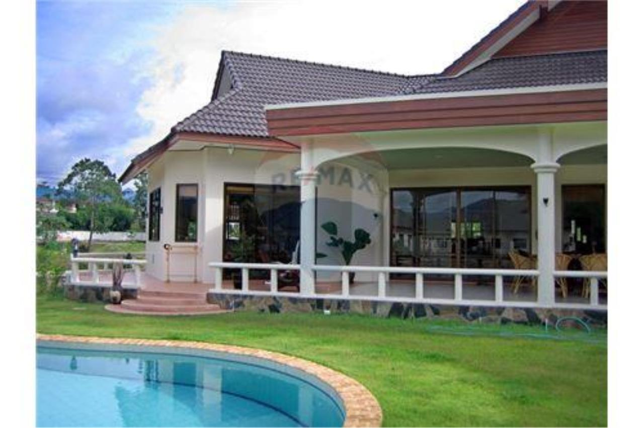 "RE/MAX Executive Homes Agency's ""Baan Maekok"" 12,85 M in Baan Melanie plot G-7 2"