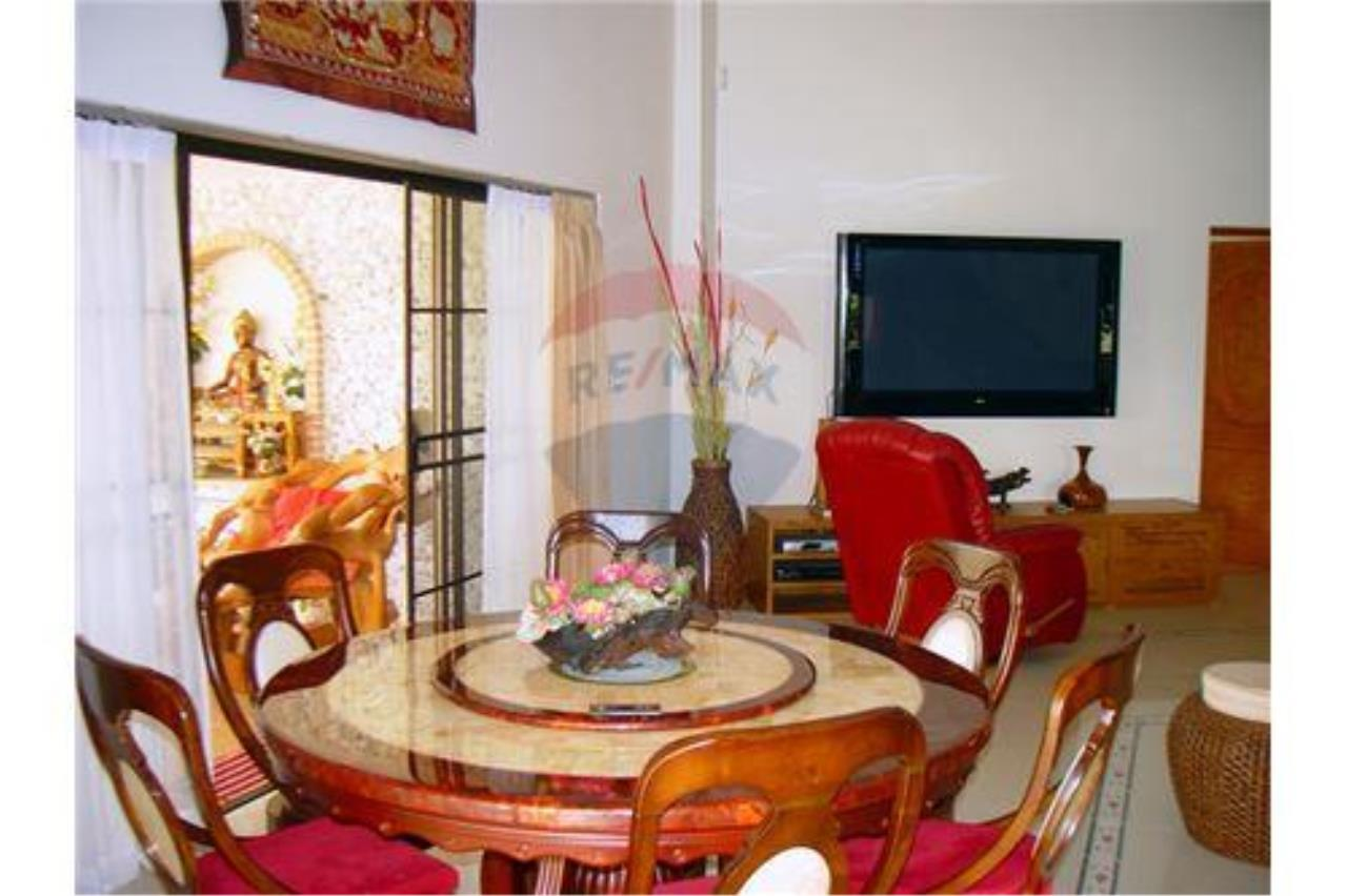 "RE/MAX Executive Homes Agency's ""Chom View"" 13.4 M in Baan Melanie plot G-7 17"