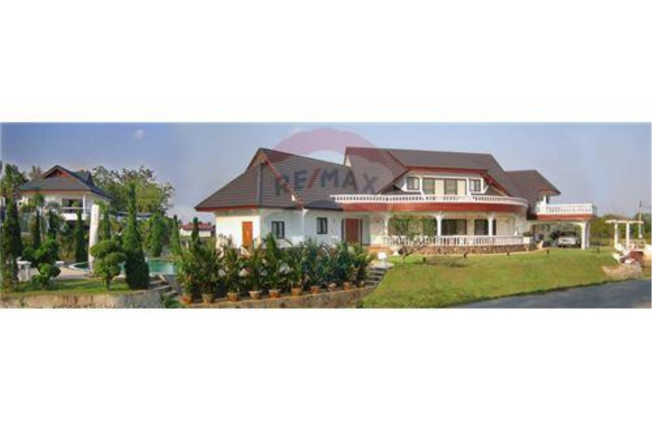 "RE/MAX Executive Homes Agency's ""Song Chan"" 13.95 M in Baan Melanie plot G-7 14"