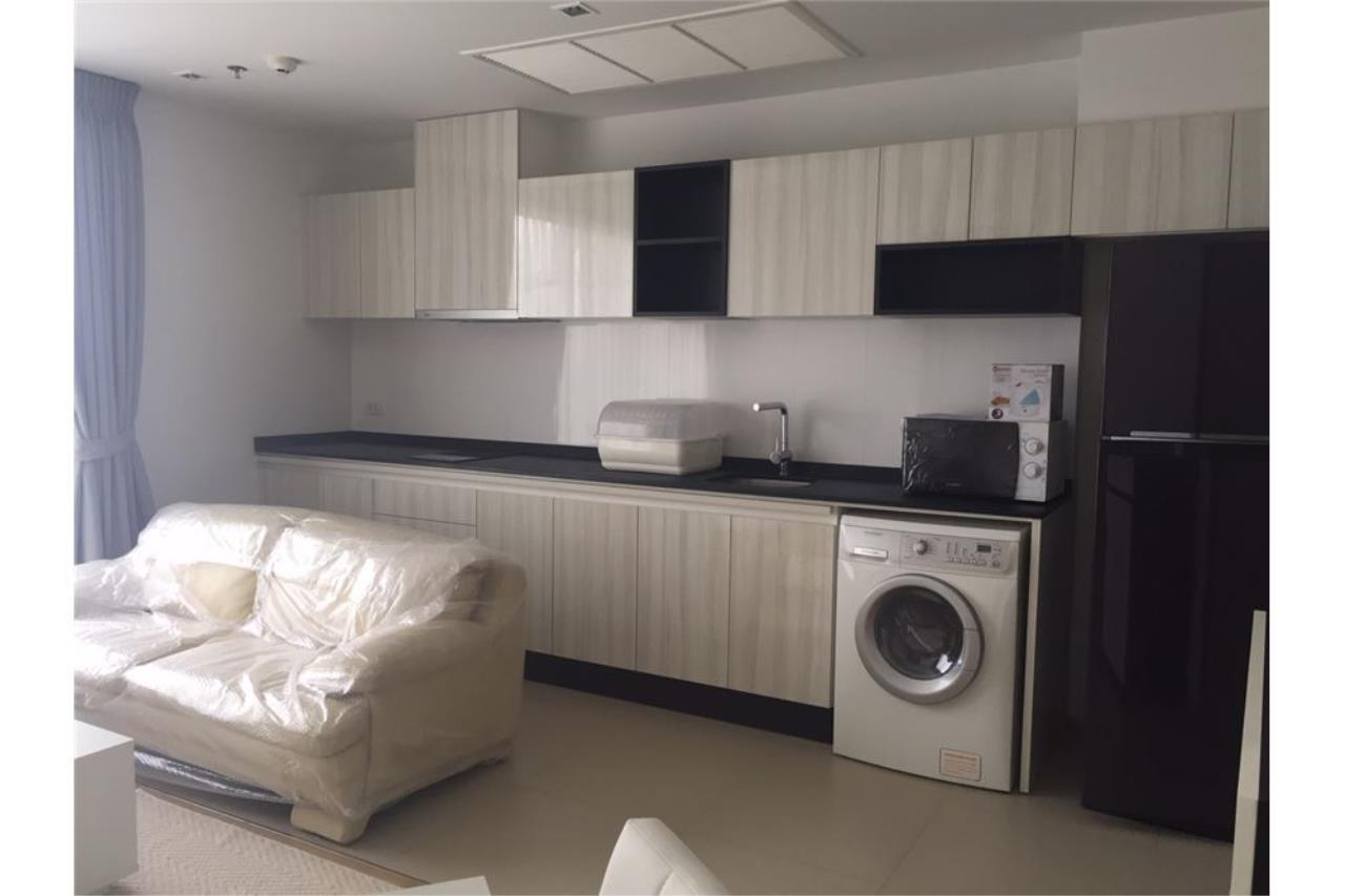 RE/MAX Executive Homes Agency's Newly 1 Bedroom For Rent HQ By Sansiri 45K 4