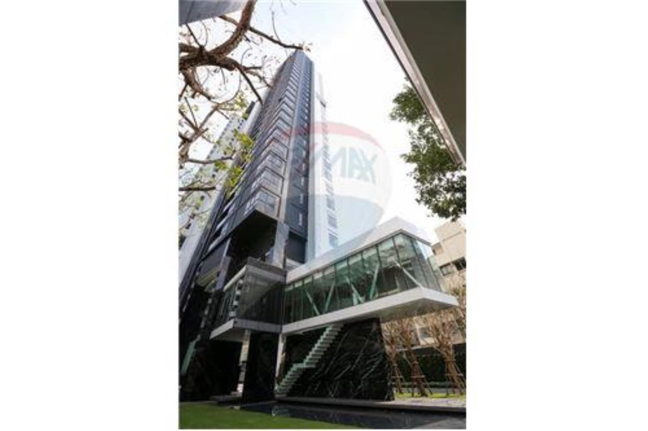 RE/MAX Executive Homes Agency's Newly 1 Bedroom For Rent HQ By Sansiri 45K 8
