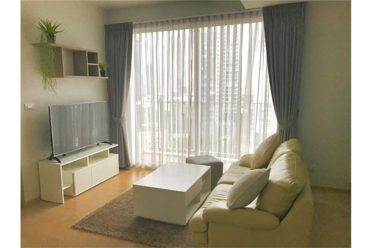RE/MAX Executive Homes Agency's Newly 1 Bedroom For Rent HQ By Sansiri 45K 1