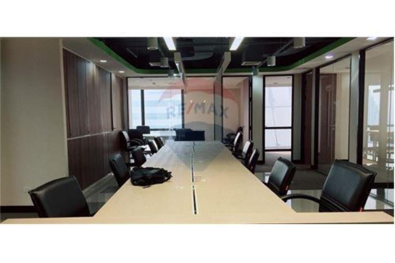 RE/MAX Executive Homes Agency's PS Tower (Asoke) large office for rent 5