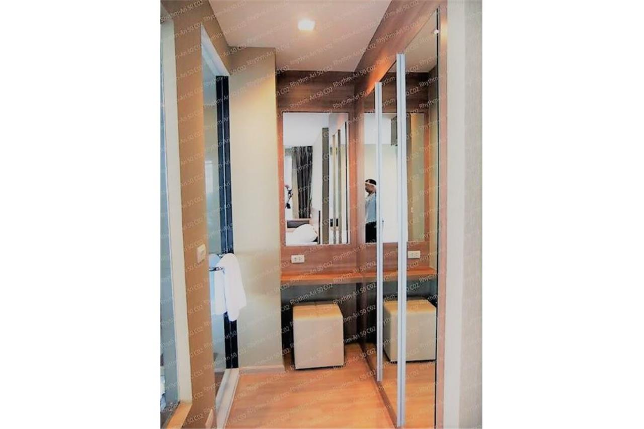 RE/MAX Executive Homes Agency's Rhythm Phahol Ari condo (BTS Saphan Kwai) 18