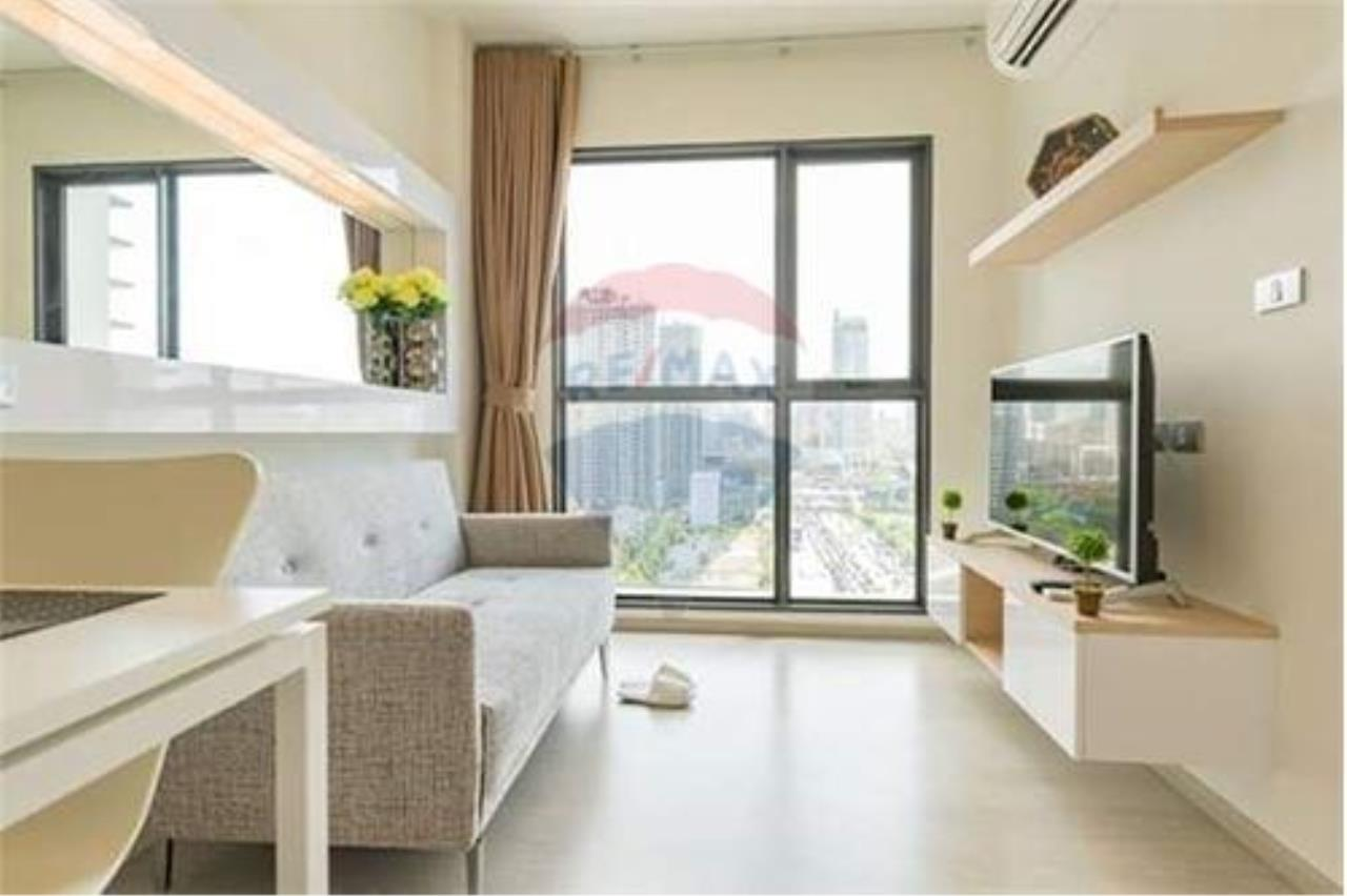 RE/MAX Executive Homes Agency's For Sale 1Bedroom Fully Furnished, For Sale Rhythm Asoke 2, BTS Asoke ,MRT Sukhumvit, Very Good Price! 3