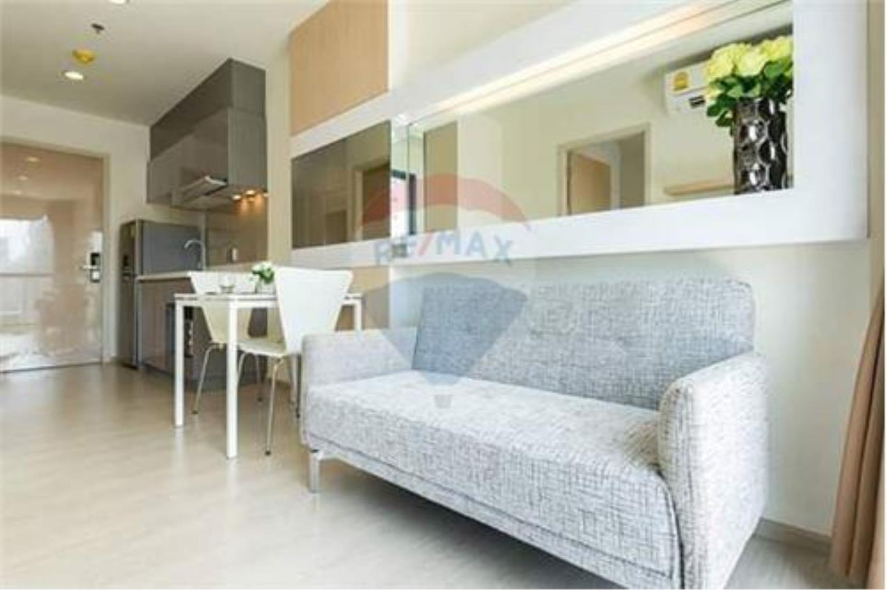 RE/MAX Executive Homes Agency's For Sale 1Bedroom Fully Furnished, For Sale Rhythm Asoke 2, BTS Asoke ,MRT Sukhumvit, Very Good Price! 2
