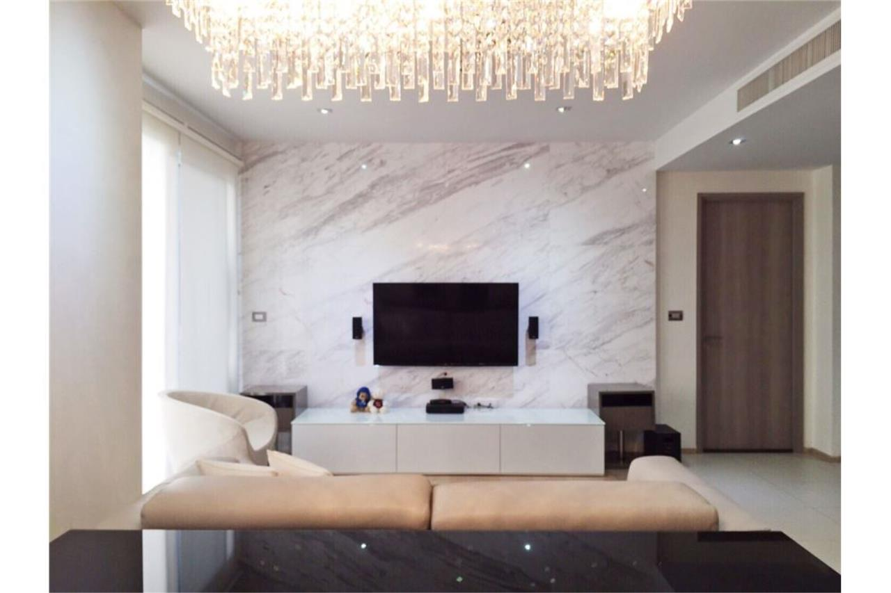 RE/MAX Executive Homes Agency's Condo For Sale 2Bedroom at HQ By Sansiri BTS Thonglo, Fully Furnished Luxury Furniture, Located Sukhumvit 55 1