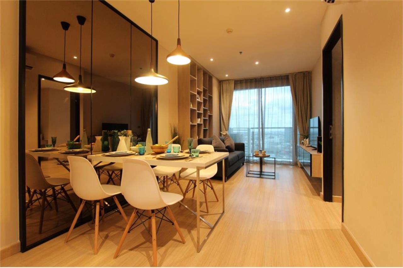 RE/MAX Executive Homes Agency's For Sale 2Bedroom At Sky Walk Condominium, Fully Furnished 5 Minuits to BTS Prakanong, Sukhumvit 2