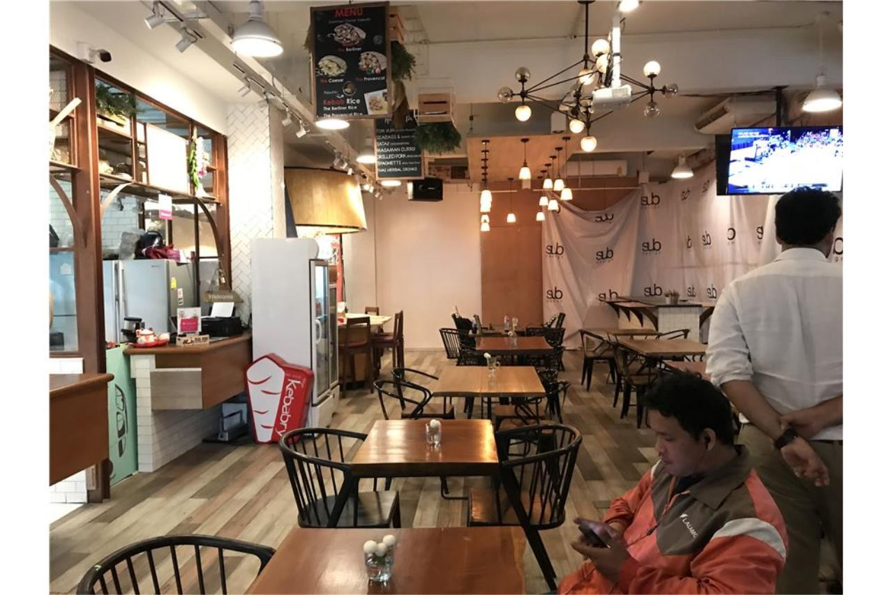 RE/MAX Executive Homes Agency's Empty space restaurant for rent at Thonglor 3