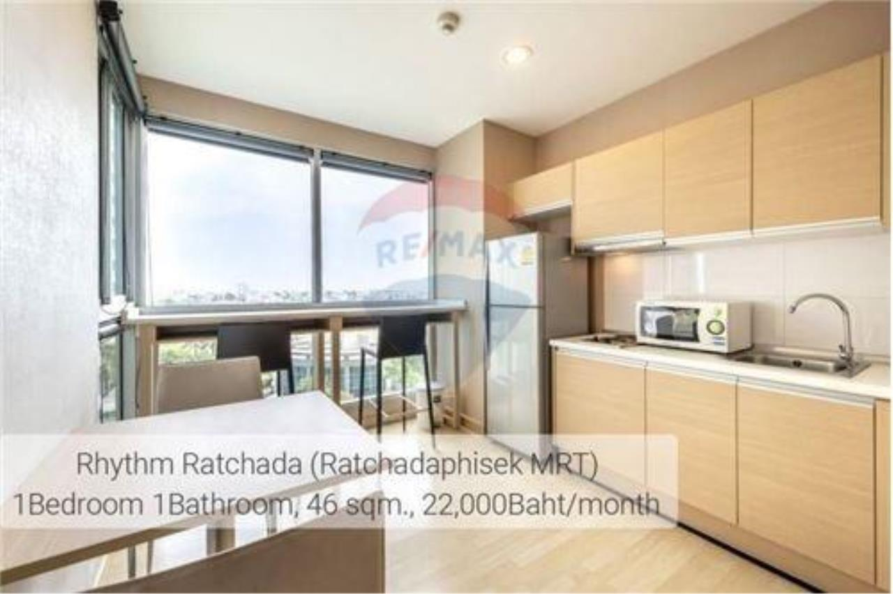 RE/MAX Executive Homes Agency's RHYTHM RATCHADA  MODERN 1BED NEAR MRT 6