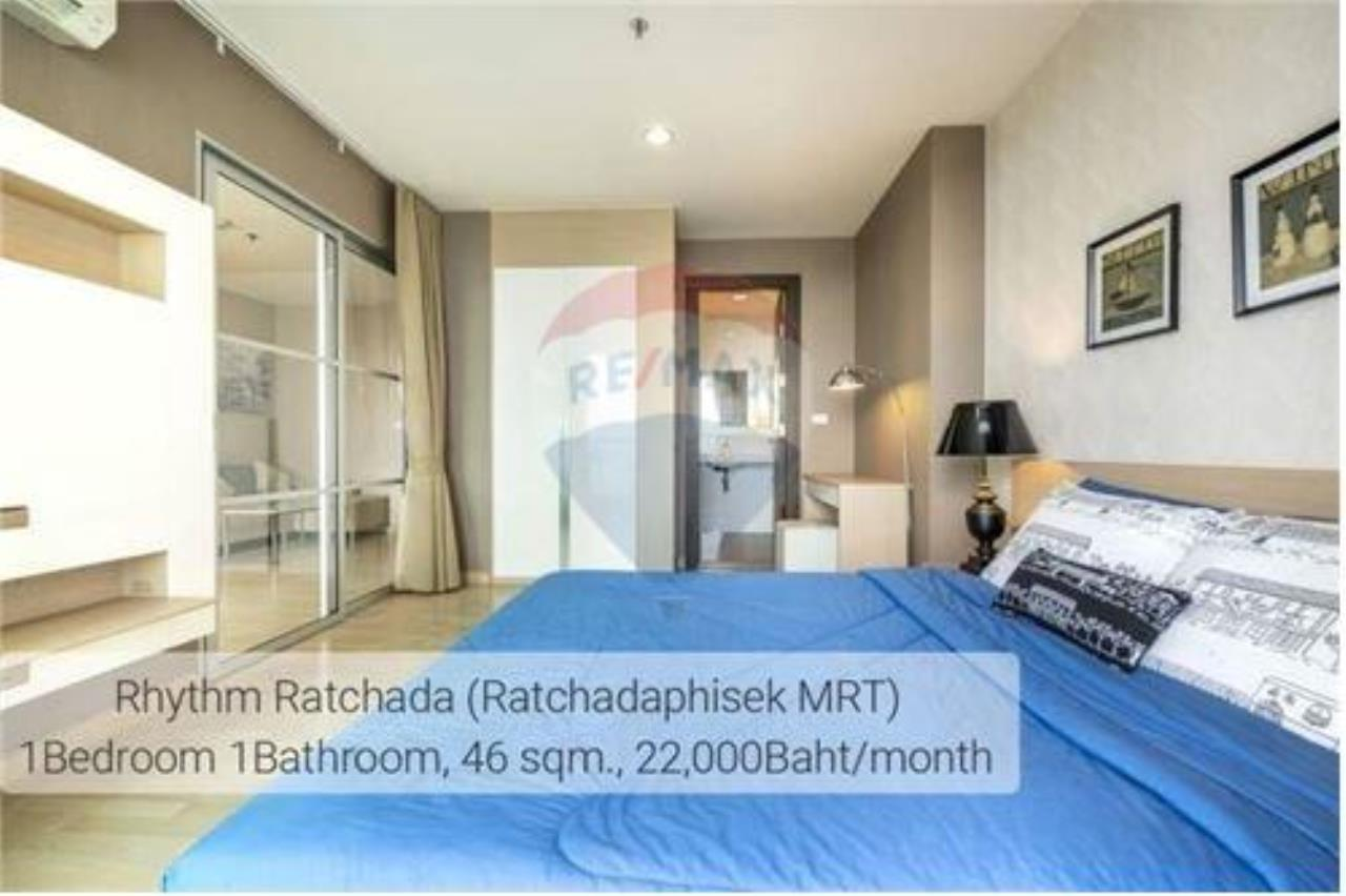 RE/MAX Executive Homes Agency's RHYTHM RATCHADA  MODERN 1BED NEAR MRT 8