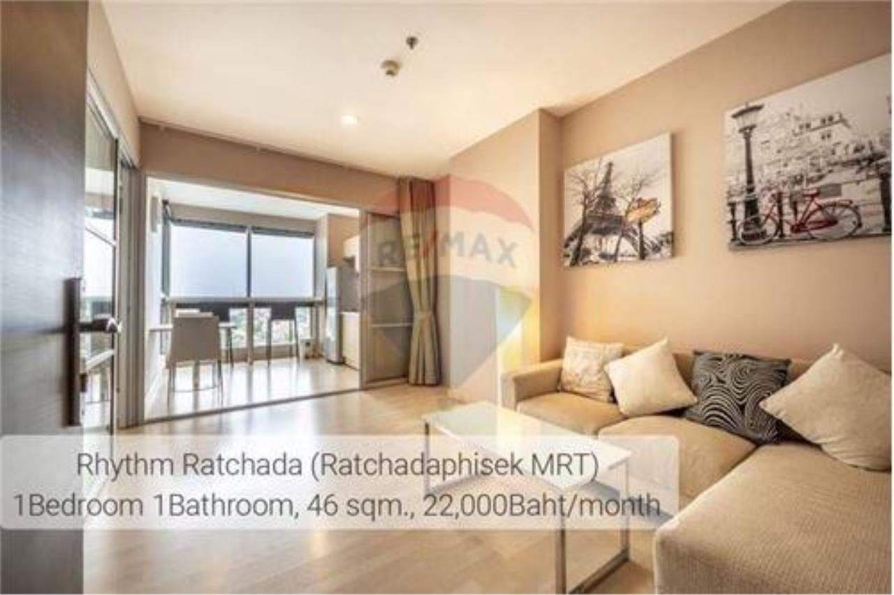 RE/MAX Executive Homes Agency's RHYTHM RATCHADA  MODERN 1BED NEAR MRT 1
