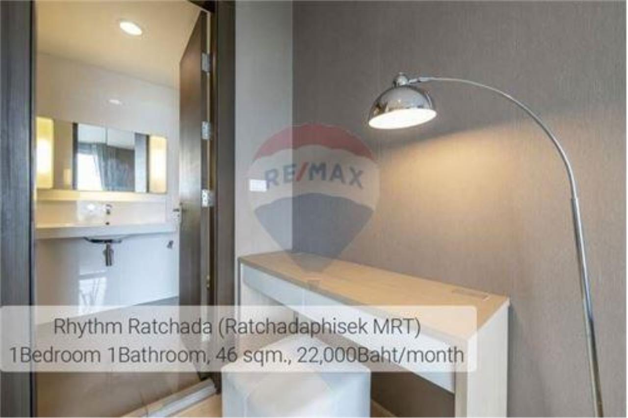 RE/MAX Executive Homes Agency's RHYTHM RATCHADA  MODERN 1BED NEAR MRT 9