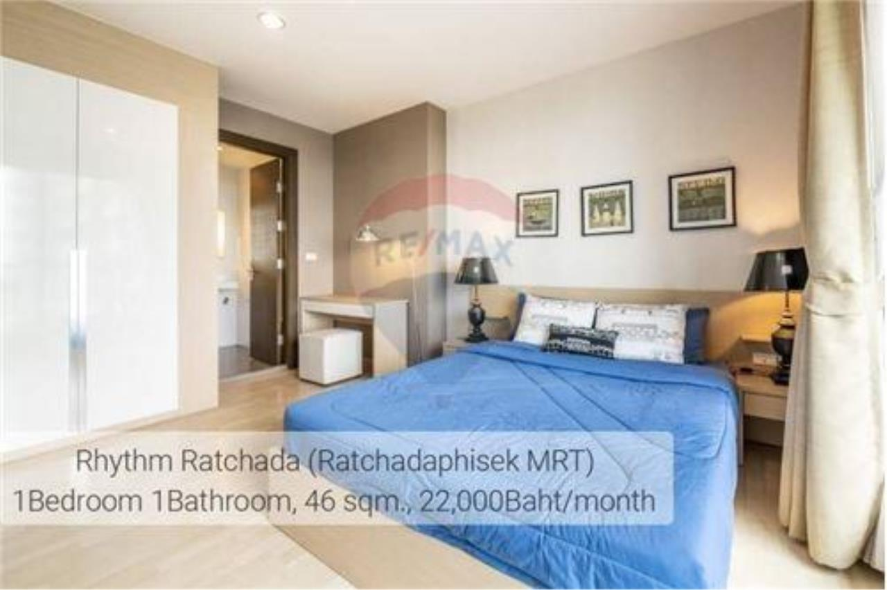 RE/MAX Executive Homes Agency's RHYTHM RATCHADA  MODERN 1BED NEAR MRT 7