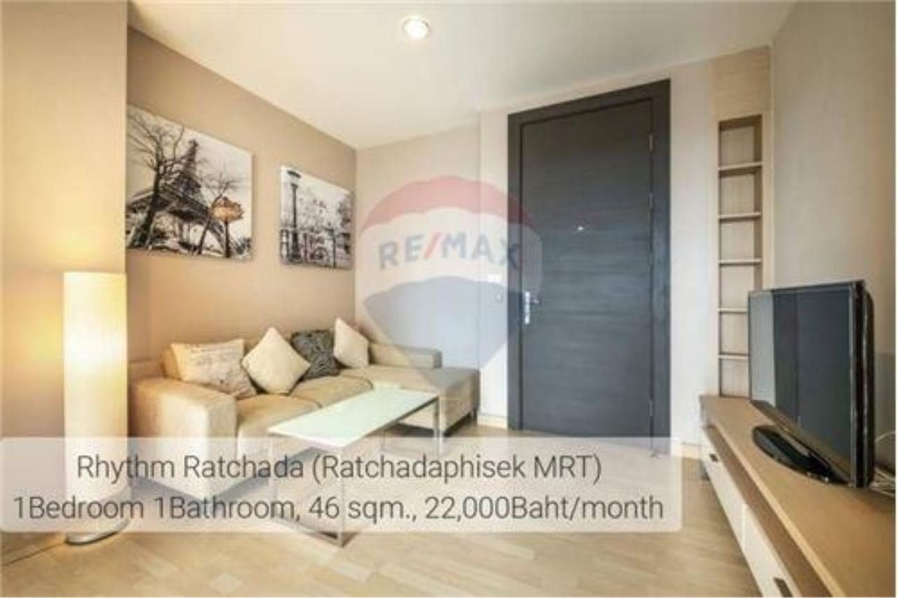 RE/MAX Executive Homes Agency's RHYTHM RATCHADA  MODERN 1BED NEAR MRT 2