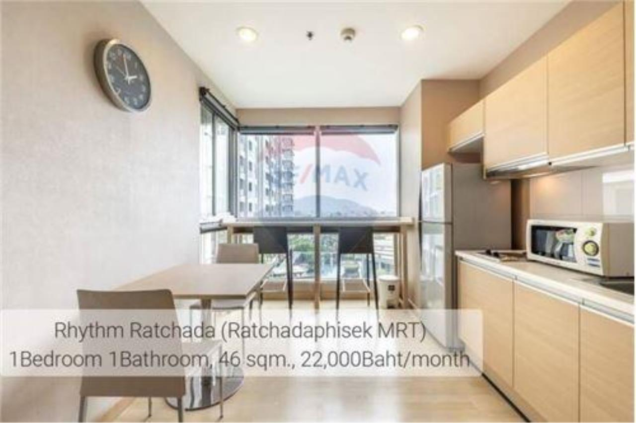 RE/MAX Executive Homes Agency's RHYTHM RATCHADA  MODERN 1BED NEAR MRT 5