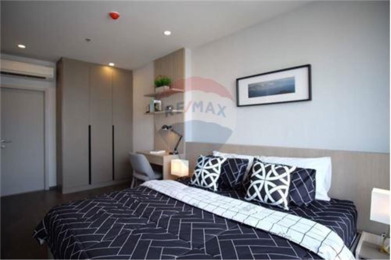 RE/MAX Executive Homes Agency's IDEO Q SIAM RACHATEWI FOR RENT 2 BED HIGH FLOOR 9