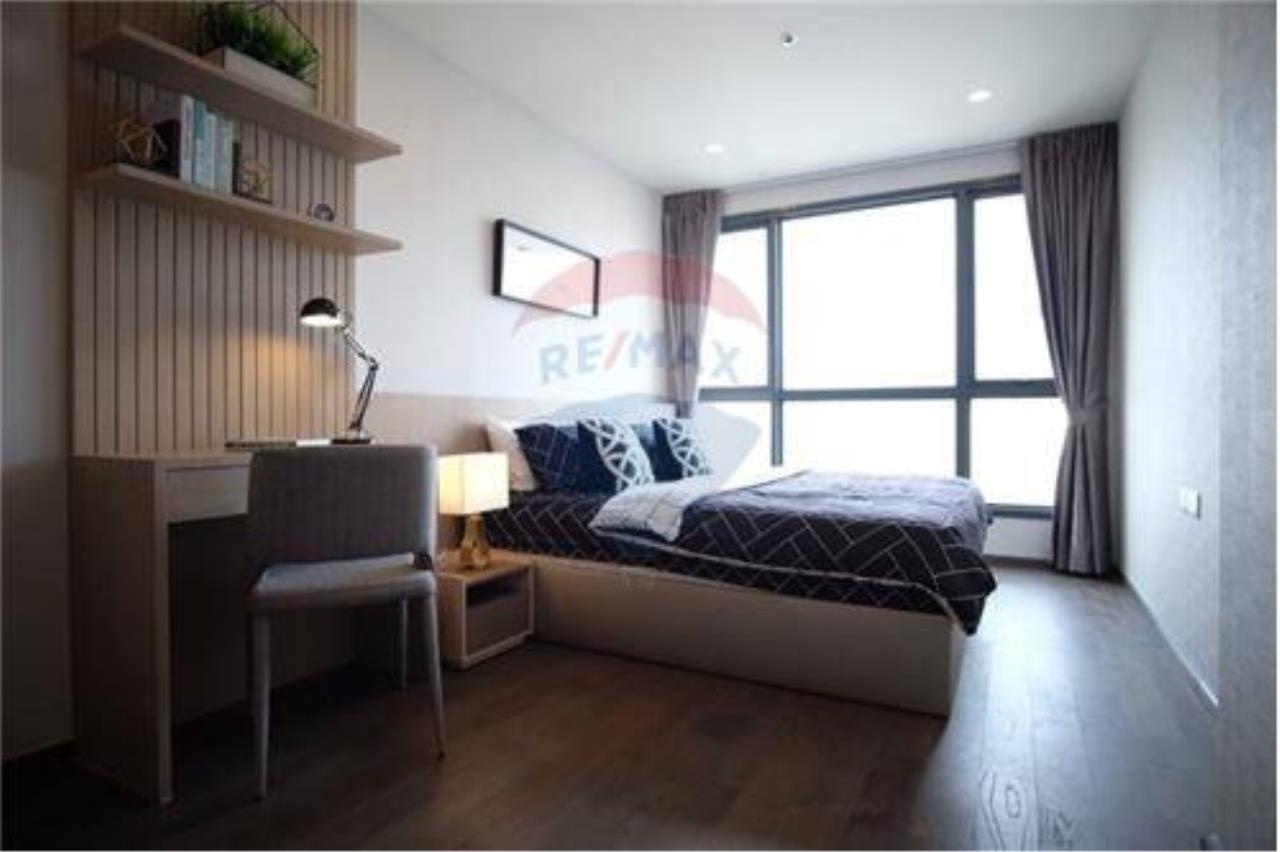 RE/MAX Executive Homes Agency's IDEO Q SIAM RACHATEWI FOR RENT 2 BED HIGH FLOOR 8