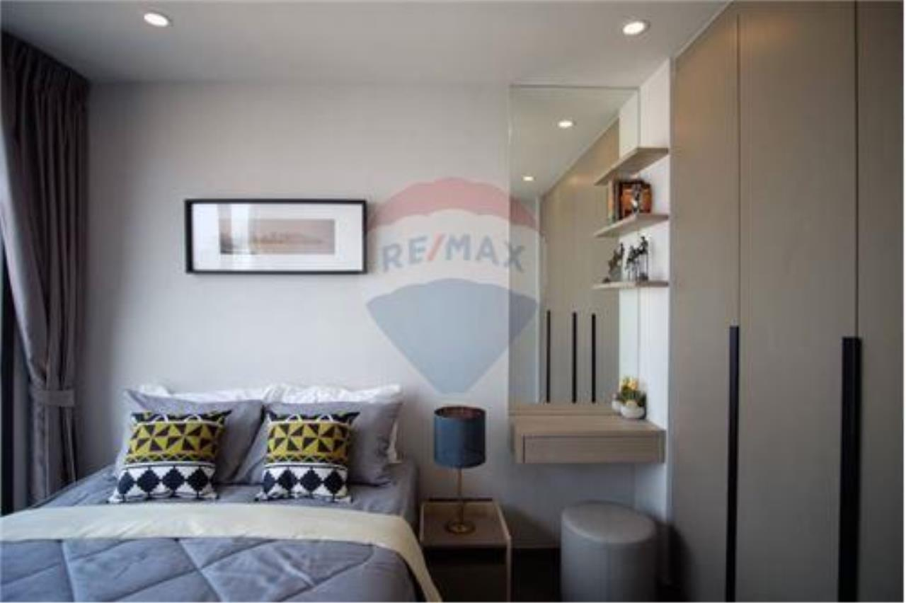 RE/MAX Executive Homes Agency's IDEO Q SIAM RACHATEWI FOR RENT 2 BED HIGH FLOOR 7