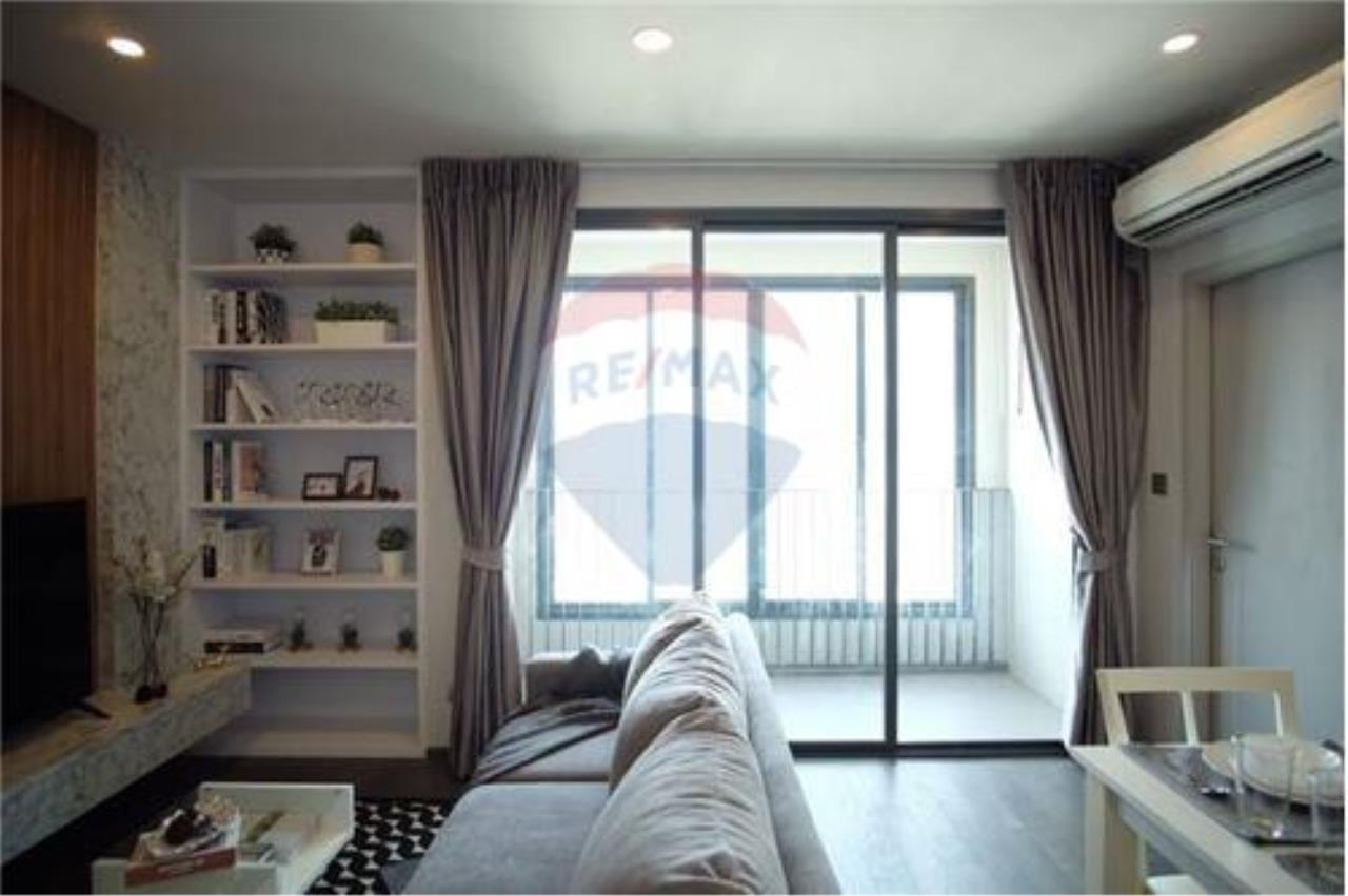 RE/MAX Executive Homes Agency's IDEO Q SIAM RACHATEWI FOR RENT 2 BED HIGH FLOOR 2