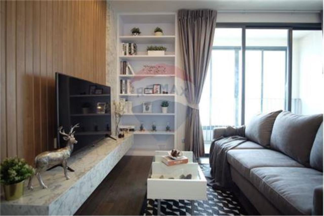 RE/MAX Executive Homes Agency's IDEO Q SIAM RACHATEWI FOR RENT 2 BED HIGH FLOOR 3