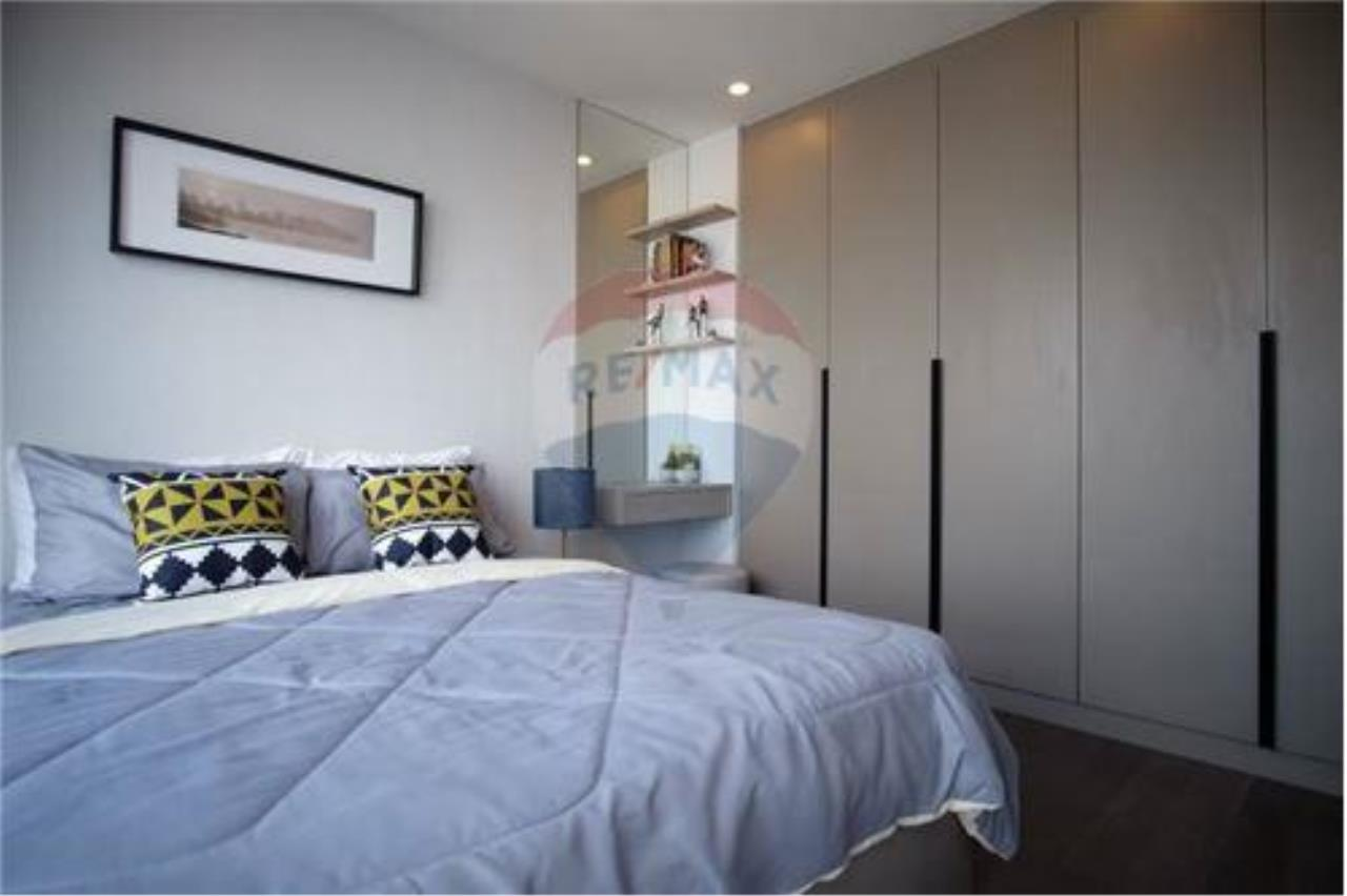 RE/MAX Executive Homes Agency's IDEO Q SIAM RACHATEWI FOR RENT 2 BED HIGH FLOOR 5