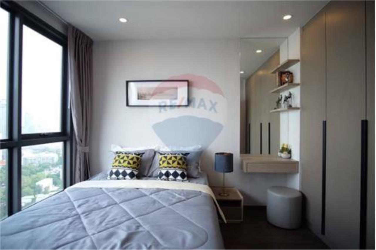 RE/MAX Executive Homes Agency's IDEO Q SIAM RACHATEWI FOR RENT 2 BED HIGH FLOOR 4