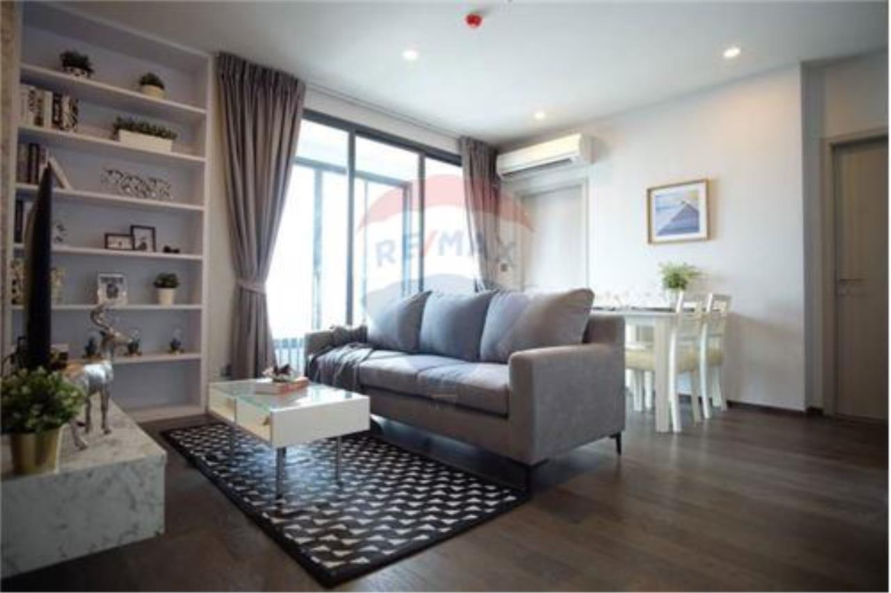 RE/MAX Executive Homes Agency's IDEO Q SIAM RACHATEWI FOR RENT 2 BED HIGH FLOOR 1