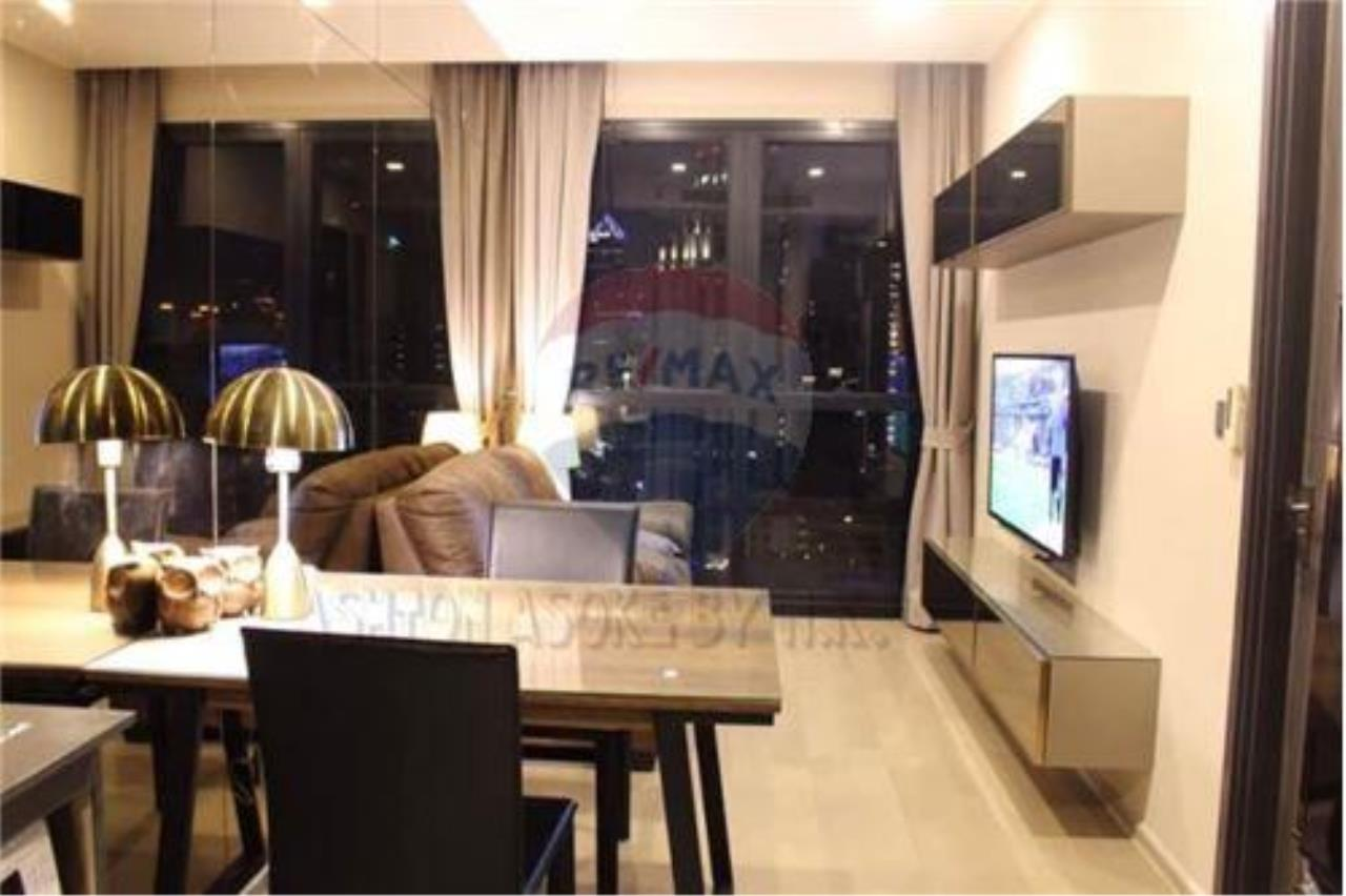 RE/MAX Executive Homes Agency's ASHTON ASOKE MRT&BTS 1 BED MODERN BRAND NEW 1