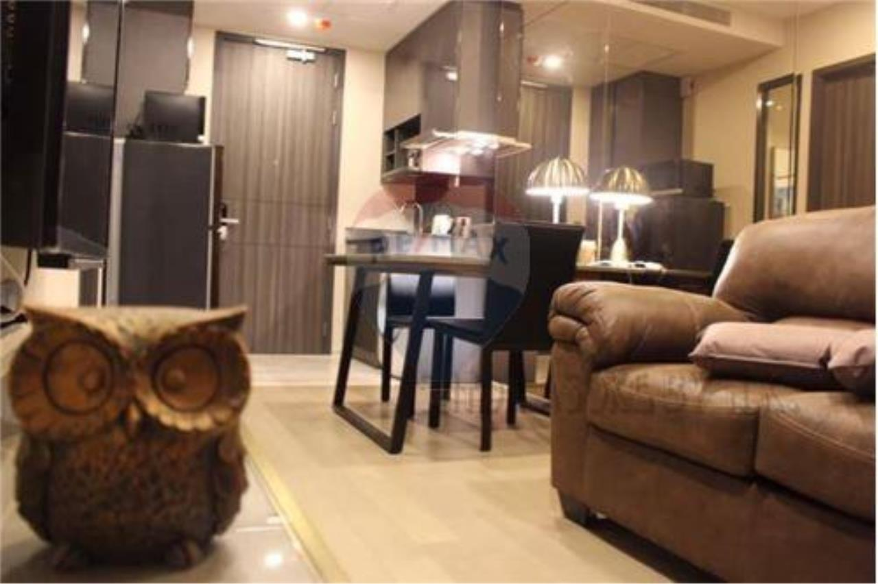 RE/MAX Executive Homes Agency's ASHTON ASOKE MRT&BTS 1 BED MODERN BRAND NEW 2