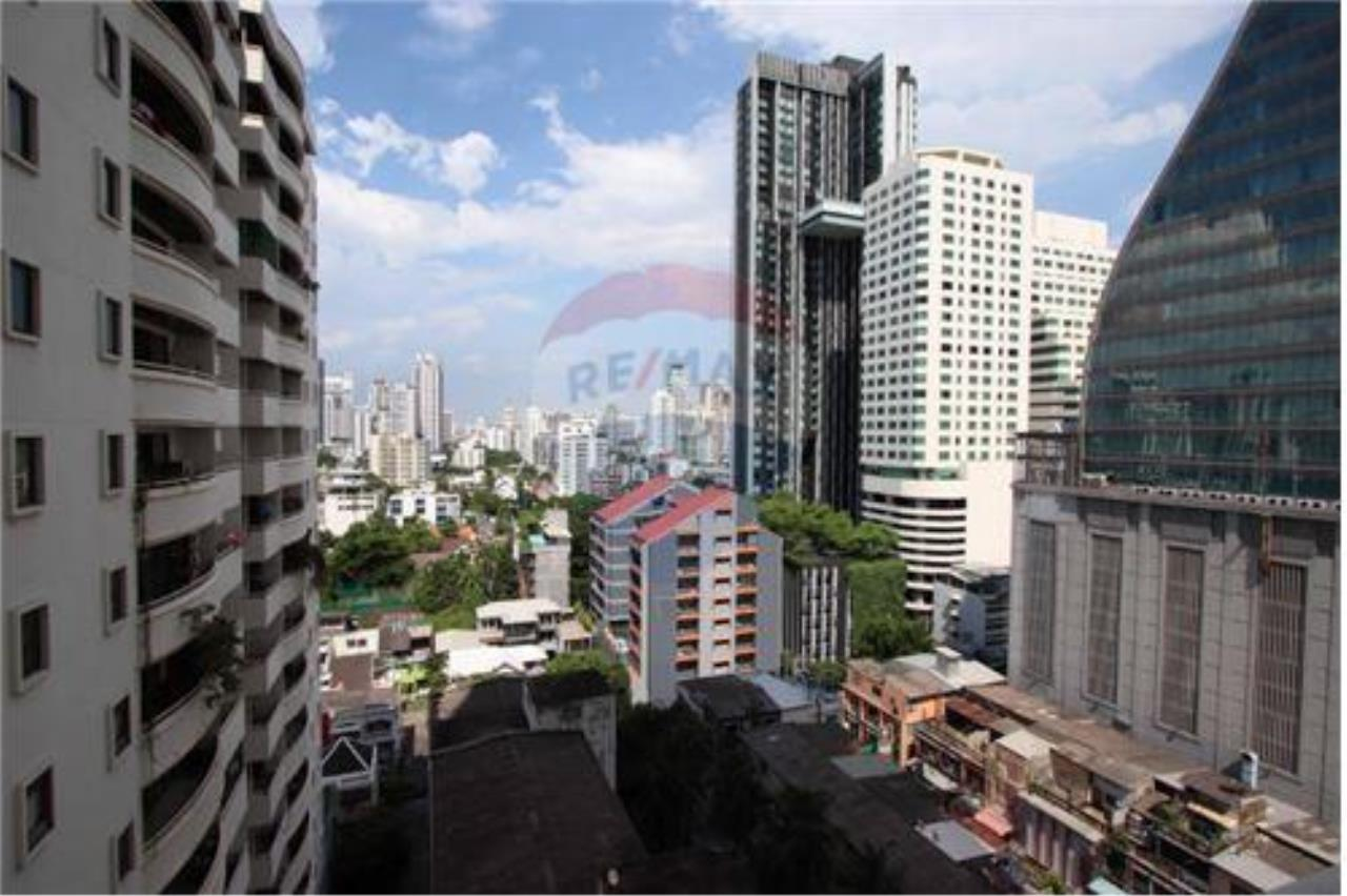 RE/MAX Executive Homes Agency's *For RENT* nice 2 beds @center of Asoke , 50K 6