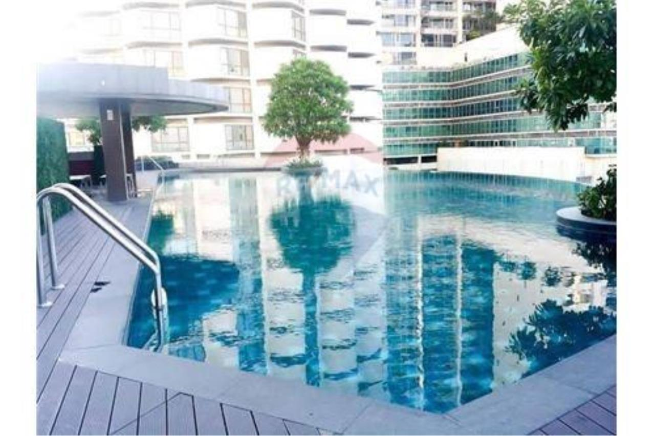 RE/MAX Executive Homes Agency's !SALE with Tenant! studio@15 Sukhumvit residences 8