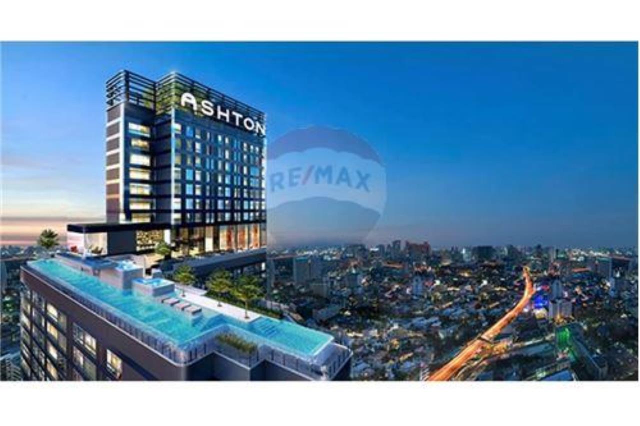 RE/MAX Executive Homes Agency's Ashton Chula-Silom / Rent / 1 Bed / 1 Bath 10