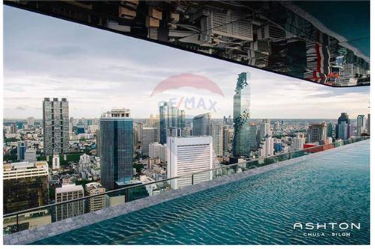 RE/MAX Executive Homes Agency's Ashton Chula-Silom / Rent / 1 Bed / 1 Bath 6
