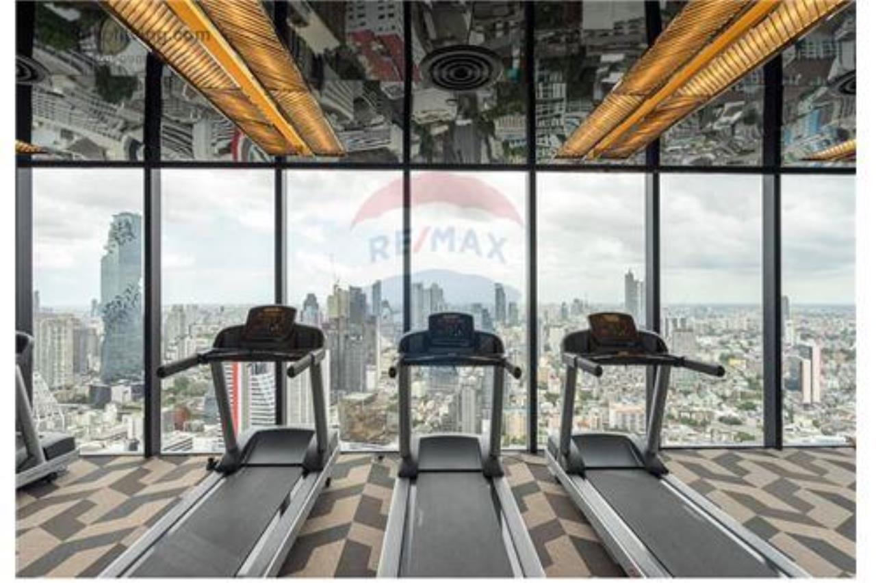 RE/MAX Executive Homes Agency's Ashton Chula-Silom / Rent / 1 Bed / 1 Bath 9
