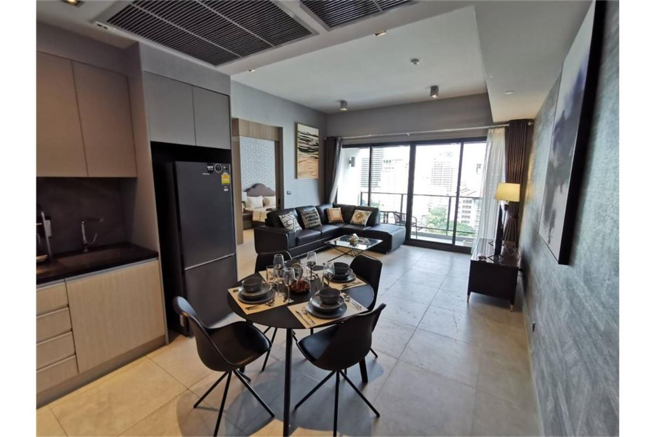 RE/MAX Executive Homes Agency's 2 Bed / 2 Bath / For rent / The Lofts Asoke 1