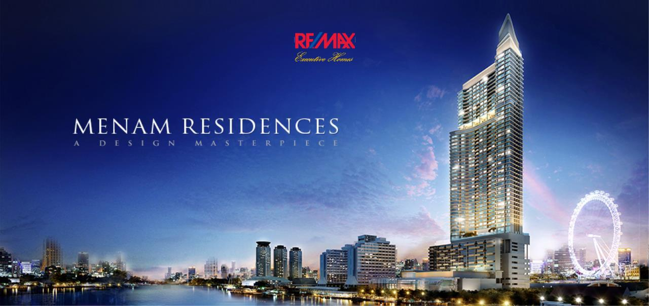 RE/MAX Executive Homes Agency's Stunning 1 Bedroom for Rent Menam Residence 7