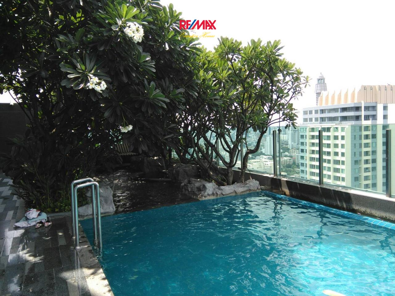 RE/MAX Executive Homes Agency's Nice 1 Bedroom for Rent Address Asoke 9