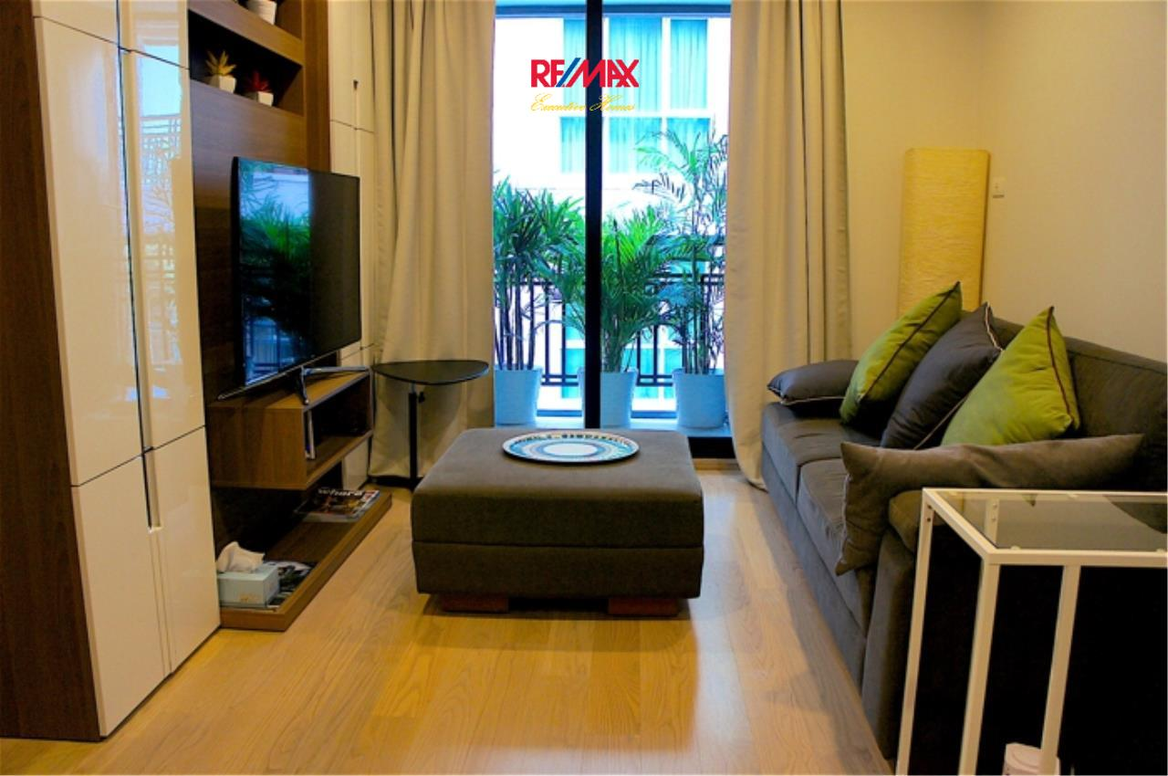 RE/MAX Executive Homes Agency's Brand new 1 Bed condo for Rent Art @ Thonglo 1