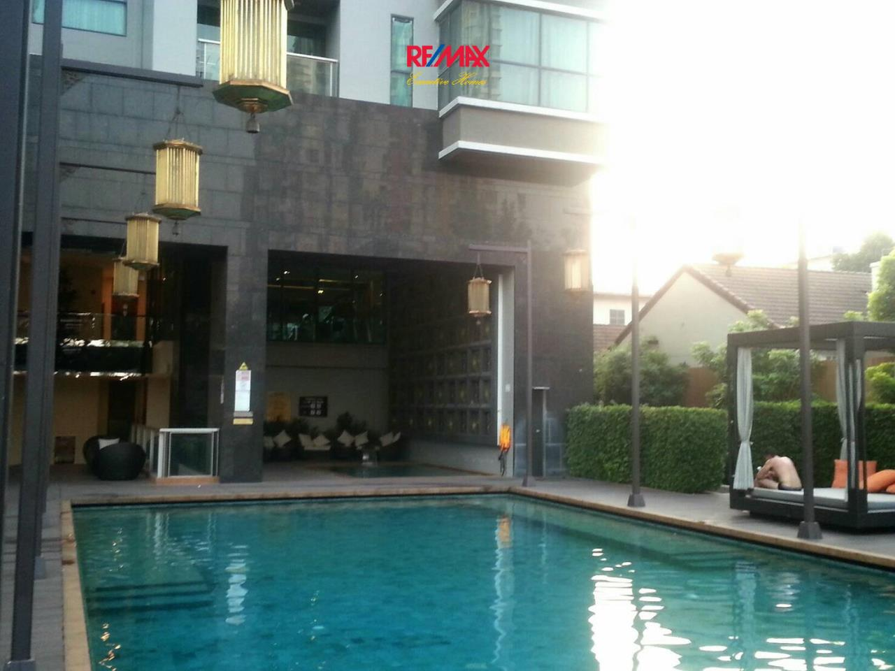 RE/MAX Executive Homes Agency's Nice 2 Bedroom for Rent The Address Sathorn 22