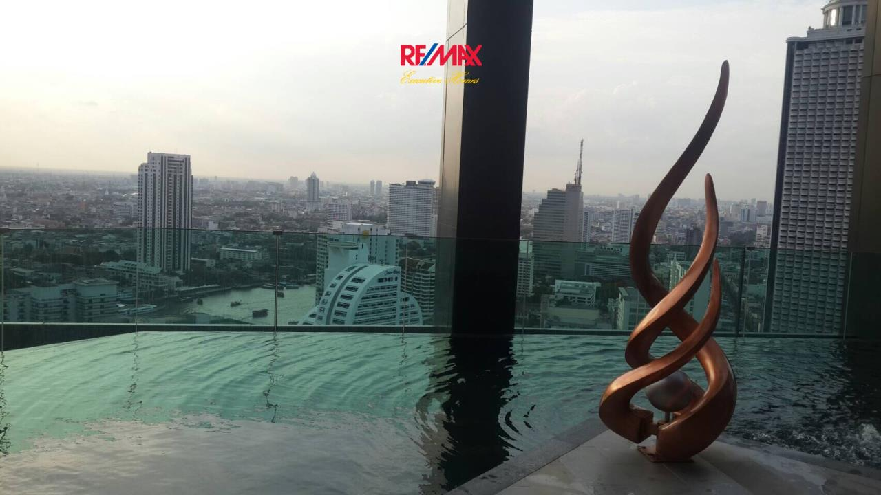 RE/MAX Executive Homes Agency's Nice 2 Bedroom for Rent The Address Sathorn 24