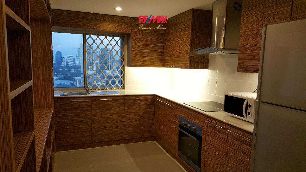 RE/MAX Executive Homes Agency's Spacious 3 Bedroom for Rent Sathorn Park Place 3