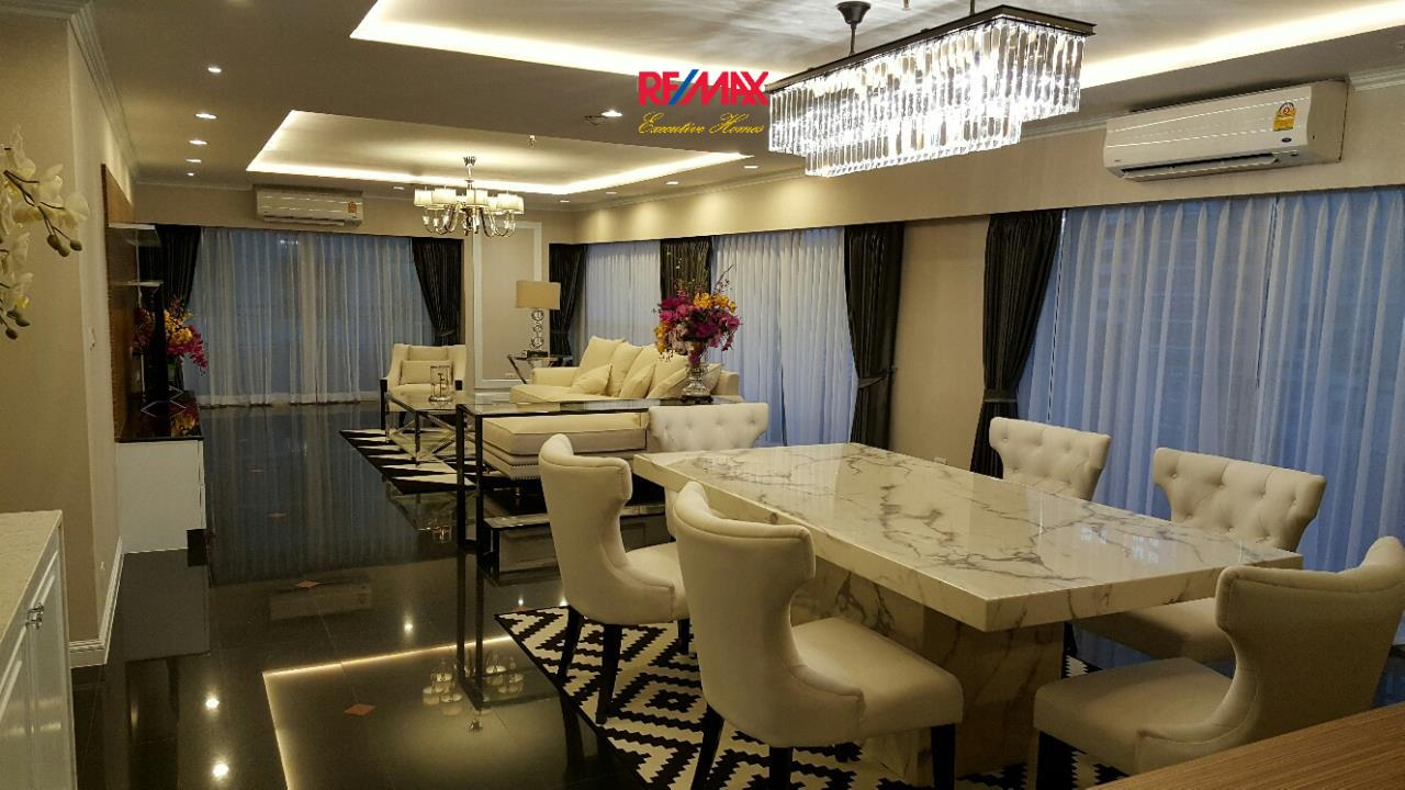 RE/MAX Executive Homes Agency's Spacious 3 Bedroom for Rent Sathorn Park Place 2