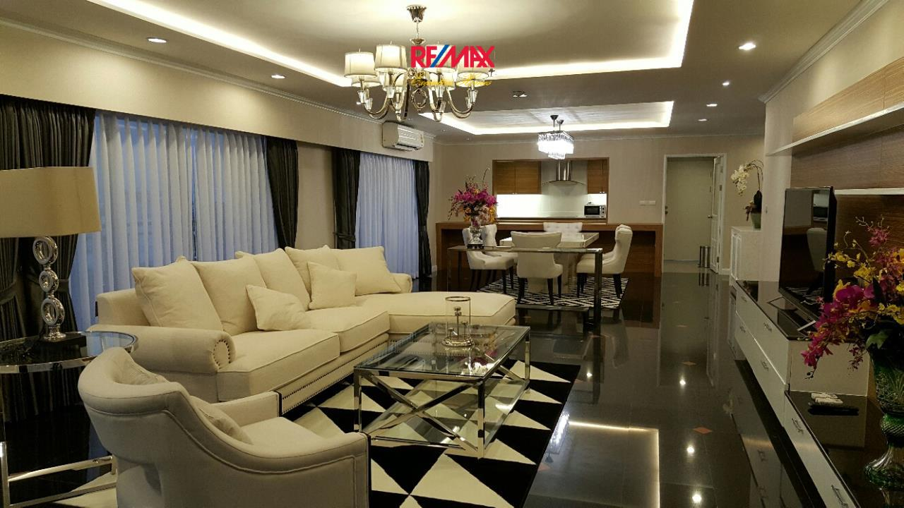RE/MAX Executive Homes Agency's Spacious 3 Bedroom for Rent Sathorn Park Place 1