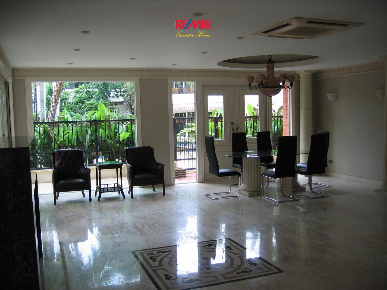 RE/MAX Executive Homes Agency's Stunning 3 Bedroom for Rent Sukhumvit 10