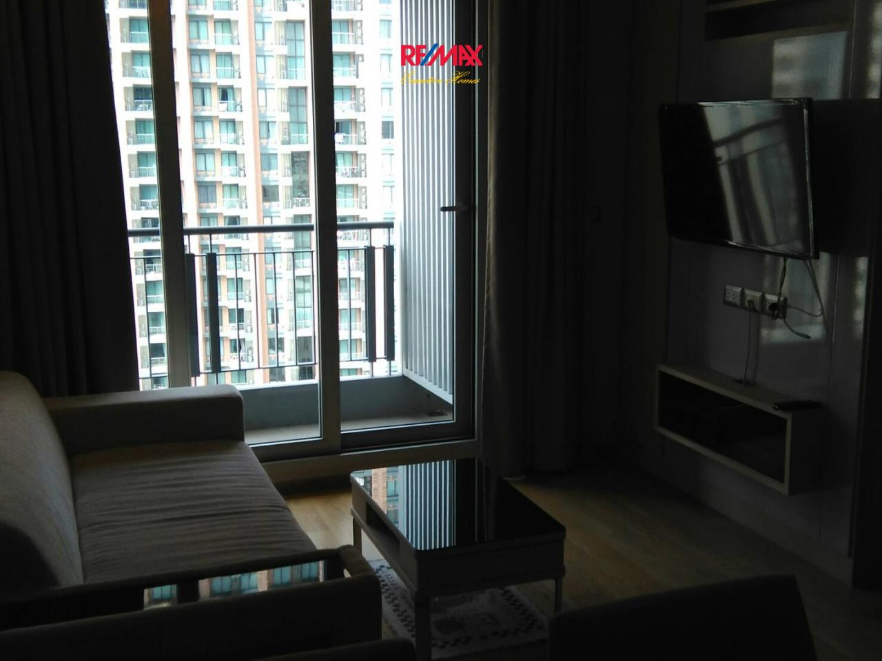 RE/MAX Executive Homes Agency's Nice 1 Bedroom for Rent Rhythm Sathorn 2